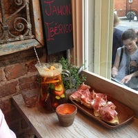6/1/2013 tarihinde Vero P.ziyaretçi tarafından La Farola Cafe & Bistro'de çekilen fotoğraf