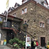 Das Foto wurde bei Schloss Rheinfels von SP P. am 10/7/2018 aufgenommen