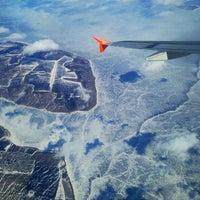 Снимок сделан в Международный аэропорт Курумоч (KUF) пользователем Anaid S. 3/29/2013