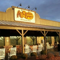 Photo taken at Cracker Barrel Old Country Store by Sean C. on 2/21/2013