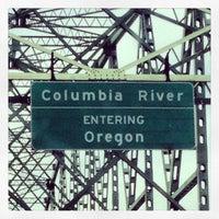 Снимок сделан в Oregon/Washington State Line пользователем Ida B. 6/15/2013