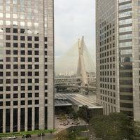Foto scattata a Sheraton São Paulo WTC Hotel da Polyanna C. il 7/4/2013