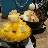 Das Foto wurde bei Bing Go Korean Cafe von David A. am 6/29/2017 aufgenommen