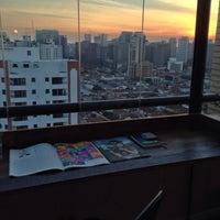 Das Foto wurde bei Small Talk Cafe von fabio m. am 7/11/2013 aufgenommen