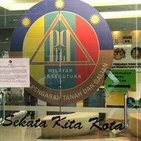 Pejabat Pengarah Tanah Dan Galian Wilayah Persekutuan Putrajaya Office In Presint 2