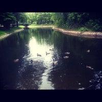 Снимок сделан в Московский парк Победы пользователем Kseniya 6/20/2013