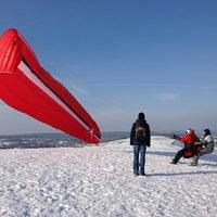 Снимок сделан в Гора Для Полётов На Парапланах пользователем Вова П. 2/24/2013