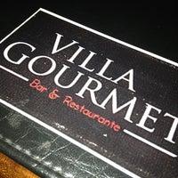 Foto tirada no(a) Villa Gourmet por Rodrigo M. em 2/13/2013