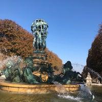 10/21/2018 tarihinde Sanem S.ziyaretçi tarafından Grand Bassin du Jardin du Luxembourg'de çekilen fotoğraf