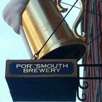Foto tomada en Portsmouth Brewery por Jason S. el 6/20/2013