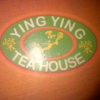 Das Foto wurde bei Ying Ying Tea House von Krizia B. am 12/27/2012 aufgenommen