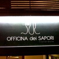 Foto tomada en Officina dei Sapori Ristorante di pesce por Fabio T. el 9/27/2012