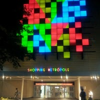 Foto tirada no(a) Shopping Metrópole por Pamella S. em 9/18/2012