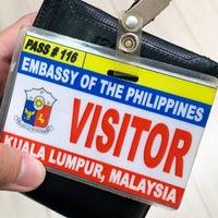 Philippine Embassy Kuala Lumpur - 30 tips