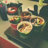 Photo Taken At The Green Kiwi Frozen Yogurt By Hot Tomato Portrait Studio Amp