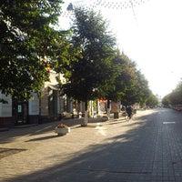 Снимок сделан в Улица Кирова пользователем Aanastasia T. 8/25/2013