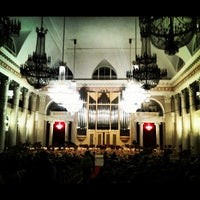 Photo prise au Grand Hall of St Petersburg Philharmonia par Lesya le11/11/2012