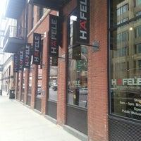 Hafele America Co  Chicago Showroom - Design Studio in Chicago