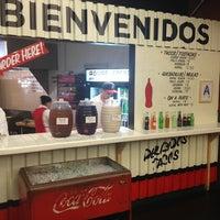 Foto diambil di Los Tacos No.1 oleh Isra M. pada 9/19/2013