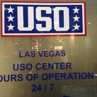 Снимок сделан в USO Las Vegas пользователем Andi F. 1/19/2014