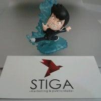 Das Foto wurde bei Agência Stiga von Alexandre B. am 10/22/2012 aufgenommen