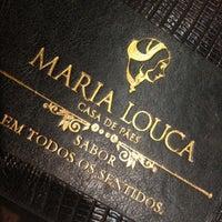 Foto tirada no(a) Maria Louca Casa de Pães por Filippe S. em 11/4/2012