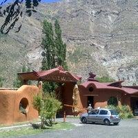 2/2/2013 tarihinde Pau A.ziyaretçi tarafından Cascada de las Animas'de çekilen fotoğraf