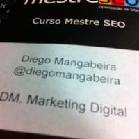 Foto tirada no(a) Curso Agência Mestre por Diego M. em 2/24/2013