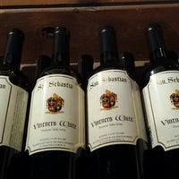 Foto tirada no(a) San Sebastian Winery por Vanessa H. em 6/22/2013