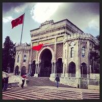 รูปภาพถ่ายที่ İstanbul Üniversitesi โดย Petek C. เมื่อ 4/22/2013