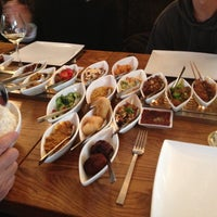 Foto tirada no(a) Restaurant Blauw por Becca G. em 5/11/2013