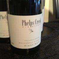Foto scattata a Phelps Creek Vineyards da Johnathan K. il 10/20/2012