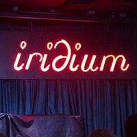Das Foto wurde bei The Iridium von Rae L. am 11/10/2012 aufgenommen