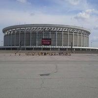 Снимок сделан в СКК «Петербургский» пользователем Maksim S. 6/24/2013