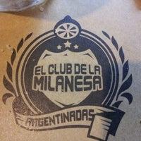 Foto tomada en El Club de la Milanesa por Federico M. el 6/30/2013