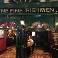 7/19/2013 tarihinde Colleen T.ziyaretçi tarafından Nine Fine Irishmen'de çekilen fotoğraf