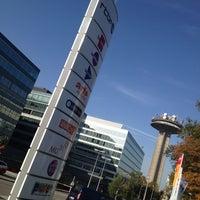 Foto diambil di RTBF oleh JF F. pada 10/23/2012