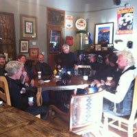 Photo taken at The Grotto Cafe by Chris S. on 11/28/2013