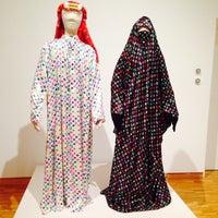 6/15/2014にClarice M.がHaggerty Museum of Artで撮った写真