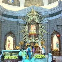 Photo prise au Sto. Niño de Tondo Parish Church par Geremie V. le1/13/2013