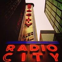 Das Foto wurde bei Radio City Music Hall von Jason S. am 2/8/2013 aufgenommen