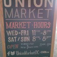 Foto tirada no(a) Union Market por Marriop em 12/8/2012