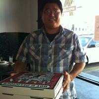 Das Foto wurde bei Apollonias Pizzeria von Linda Crespo D. am 10/14/2012 aufgenommen