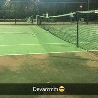 11/18/2015 tarihinde Ugur D.ziyaretçi tarafından İTÜ Tenis Kortları'de çekilen fotoğraf
