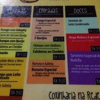 รูปภาพถ่ายที่ Coxinharia Snack Bar โดย Delano M. เมื่อ 12/6/2012