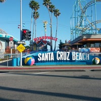 5/31/2013 tarihinde Tyler J.ziyaretçi tarafından Santa Cruz Beach Boardwalk'de çekilen fotoğraf