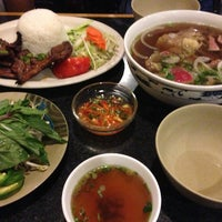 Menu Pho Bac Hoa Viet Vietnamese Restaurant
