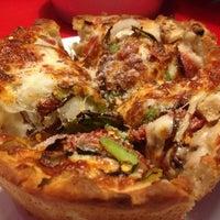 Снимок сделан в Windy City Pizza and BBQ пользователем David G. 6/20/2013
