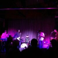 Снимок сделан в Brick & Mortar Music Hall пользователем Noah S. 4/4/2013