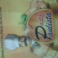 Das Foto wurde bei Pastel Paulista von Eloizy L. am 12/4/2012 aufgenommen